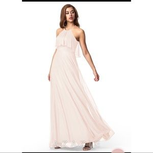 Azazie Rose Quartz Dress